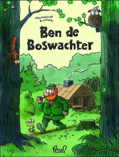 Ben de Boswachter cover