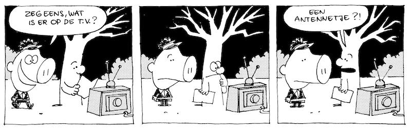 VK-294: Wat is er op de TV?